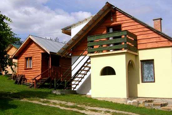 Agroturystka Domki Letniskowe