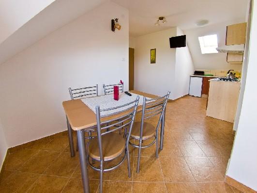 Aneks kuchenny dla pokoi 2 osobowych