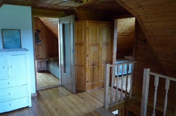 Sypialnie na pietrze, Upper bedrooms