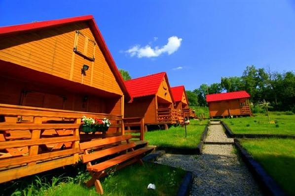 7 komfortowych domków