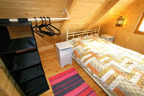 Domek 6-cio osobowy-sypialnia