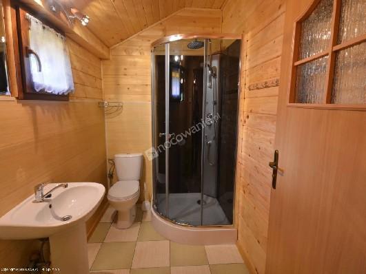 łazienka domek nr.4