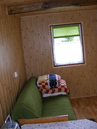 Pokój w domku 4 - osobowym