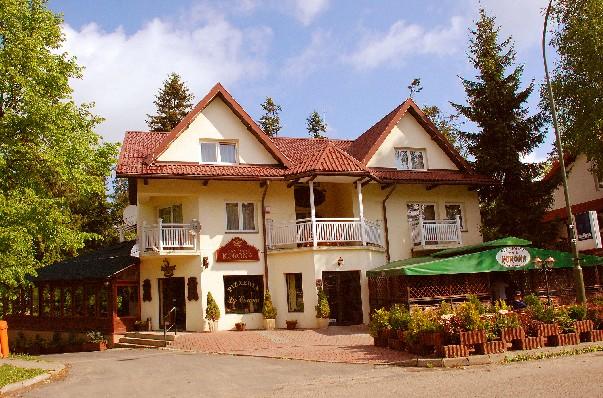 Pensjonat Korona Polańczyk