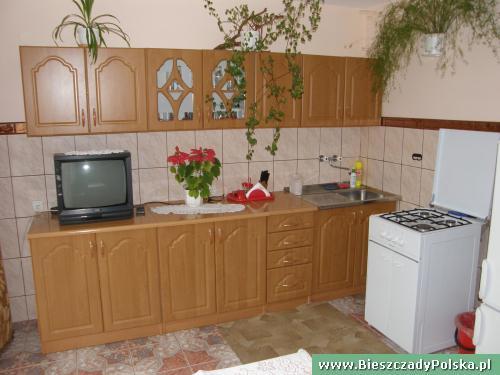 Kuchnia wraz z pełnym aneksem kuchennym