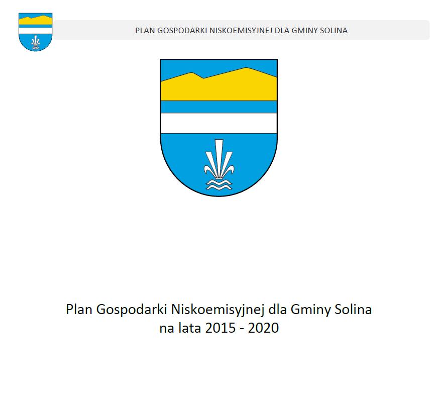 Plan gospodarki niskoemisyjnej Solina_finał 09-03-2016