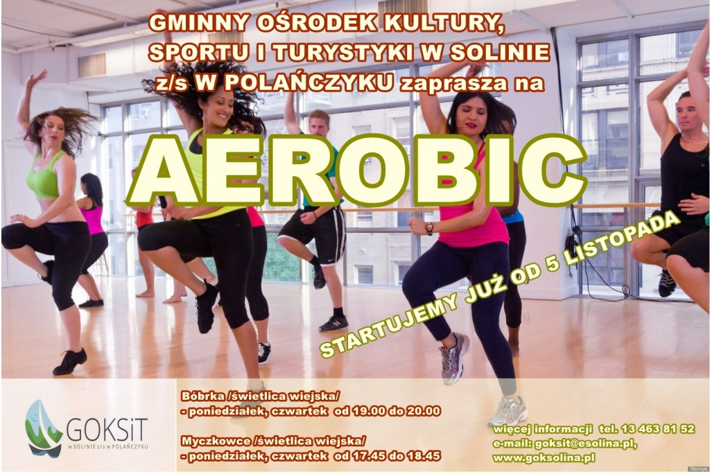 aerobic plakat 5 LIST.