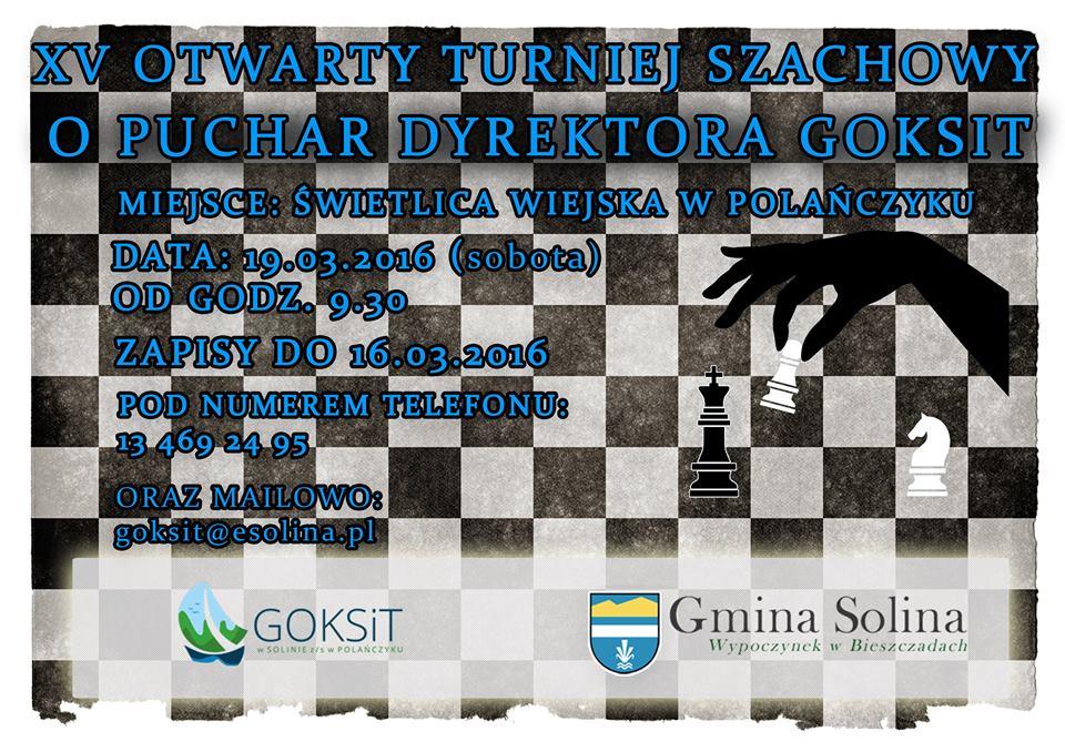 turniej szachowy 2016