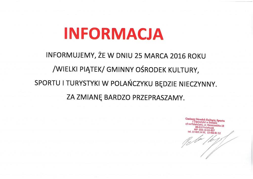 INFO 25 MARCA