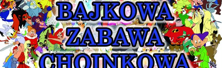 Bajkowa Zabawa Choinkowa