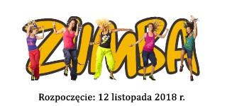 Zaktualizowany harmonogram zajęć ZUMBA Fitness