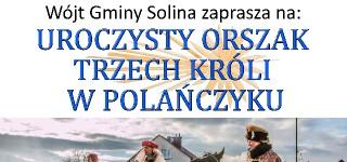UROCZYSTY ORSZAK TRZECH KRÓLI W POLAŃCZYKU – 6 STYCZNIA 2019 r.
