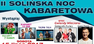 II Solińska Noc Kabaretowa