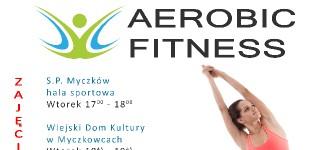 Zmiana w harmonogramie zajęć AEROBIC FITNESS