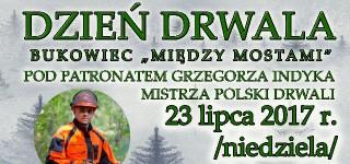 23 lipca – Dzień Drwala w Bukowcu