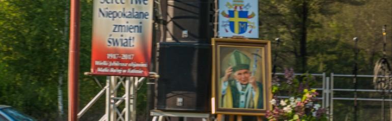 I Bieszczadzkie Ognisko Papieskie