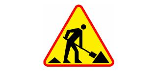 Informacja o utrudnieniach w ruchu drogowym