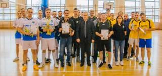 Turniej Piłki Siatkowej o Puchar Wójta Gminy Solina