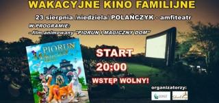 Wakacyjne Kino Familijne