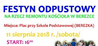 Festyn Odpustowy w Berezce