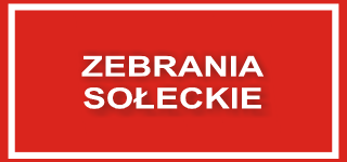 Zebrania Sołeckie 2019