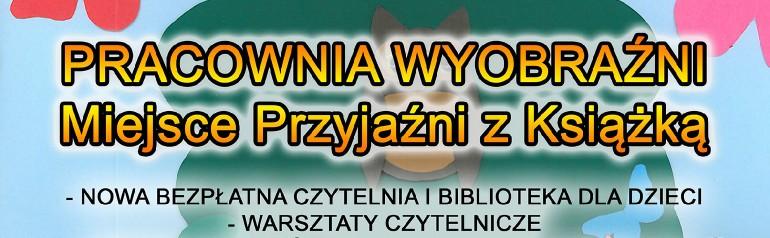 Czytelnia w Woli Matiaszowej