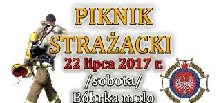 22-23 Lipca Piknik Strażacki Bóbrka – Molo