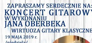 Koncert Gitarowy Jana Oberbeka