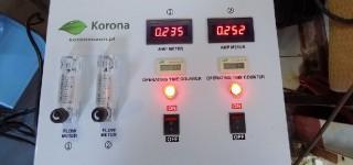 Mobilny ozonator w procesie uzdatnienia wody z ujęcia w Polańczyku