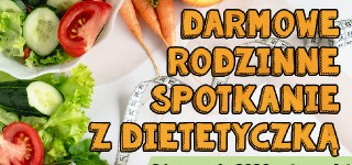 Spotkanie z dietetyczką